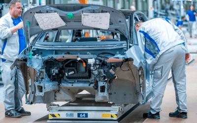 Deutschland könnte 2021 zum Elektroauto-Marktführer werden