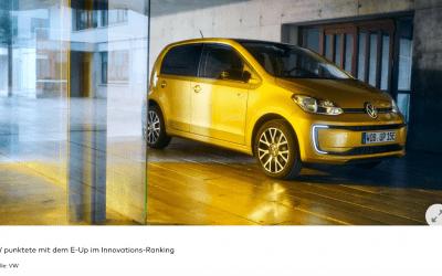 Innovativste Elektroauto-Hersteller