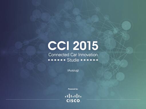 CCI Studie 2015