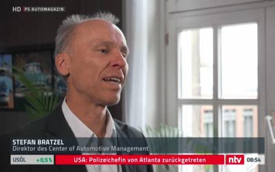 N-TV: Nachhaltigkeit in der Automobilproduktion