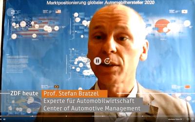 ZDF heute: Auto-Kaufprämie in Deutschland