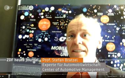 ZDF heute journal_Machtkampf bei Volkswagen