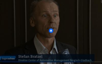 Tagesschau: Anpassung der Produktionskapazitäten in Europa