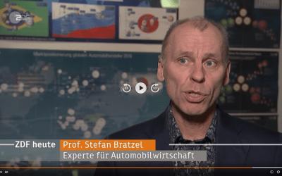ZDF heute: EuGH-Urteil zu Diesel-Abschalteinrichtungen