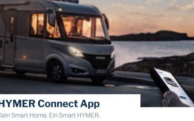 Connected Home auf Rädern. HYMER bietet das erste smarte Reisemobil an – CAM-Studie (2017)